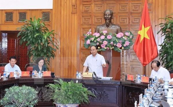 Premier de Vietnam pide fomentar resiliencia de region Noroeste ante desastres naturales hinh anh 1