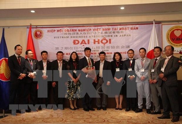 Empresas vietnamitas en Japon contribuyen al desarrollo de nexos economicos binacionales hinh anh 1