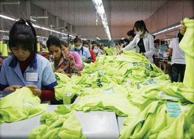 Banco Mundial pronostica fuerte crecimiento para economia de Camboya en 2018 hinh anh 1