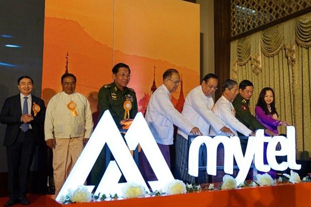 Viettel amplia su mercado con la marca Mytel en Myanmar hinh anh 1