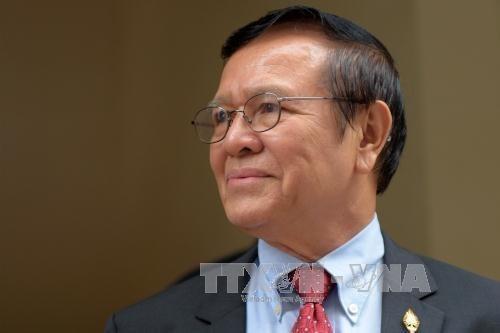 Camboya rechaza conceder libertad bajo fianza para lider opositor Kem Sokha hinh anh 1