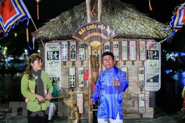 Saludan reconocimiento mundial a arte vietnamita como Patrimonio Intangible de la Humanidad hinh anh 1