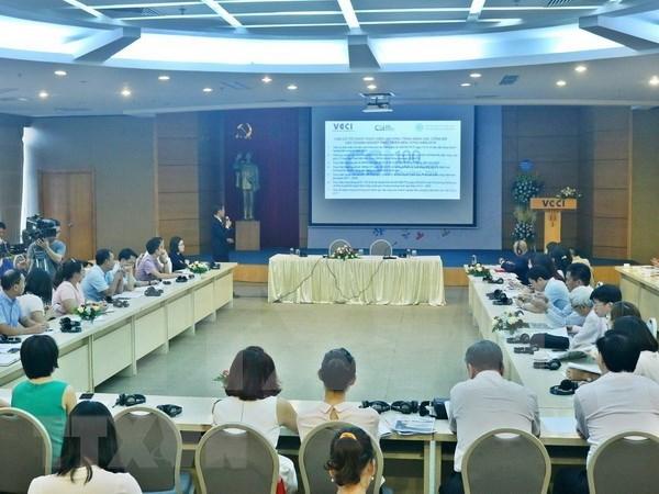 Inician programa de evaluacion de empresas sostenibles en Vietnam en 2018 hinh anh 1