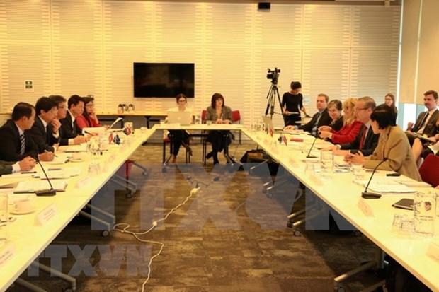 Vietnam y Australia realizan segundo dialogo de politicas agricolas hinh anh 1