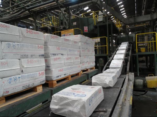 Crecen exportaciones de cemento de Vietnam en cuatro meses de 2018 hinh anh 1