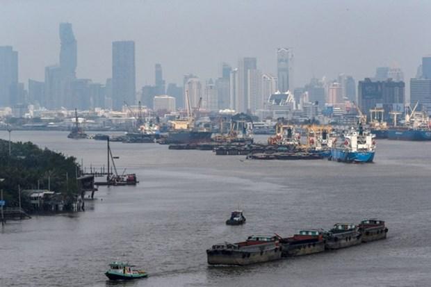 Economia de Tailandia crece cuatro por ciento en primer trimestre de 2018 hinh anh 1