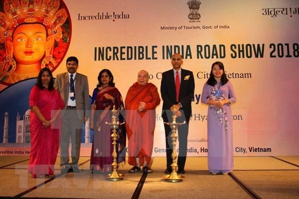 Vietnam y la India promueven colaboracion turistica hinh anh 1