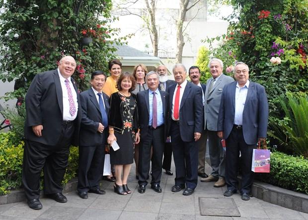 Partido del Trabajo de Mexico resalta relaciones con Vietnam hinh anh 2