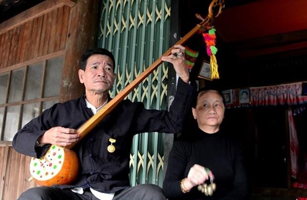 Vietnam impulsa preservacion del acervo musical tradicional hinh anh 1