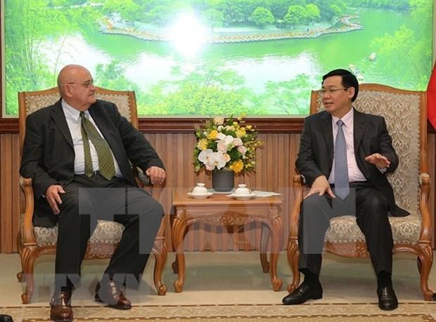 Promueven cooperacion entre Vietnam con Brasil y Estados Unidos hinh anh 1