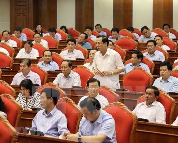 Ciudadanos vietnamitas presentan propuestas al Comite Central del Partido Comunista hinh anh 1