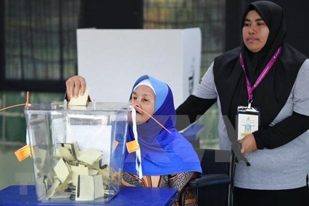 Gana coalicion opositora de Malasia las elecciones generales hinh anh 1
