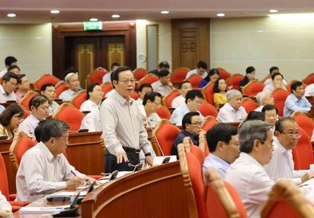 Partido Comunista de Vietnam respalda la reforma de politica de seguro social hinh anh 1
