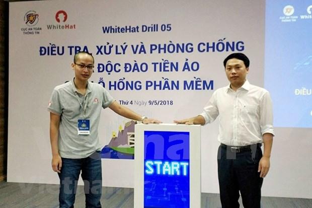 Ensayo para prevenir malware que ataca la mineria de criptomonedas en Vietnam hinh anh 1