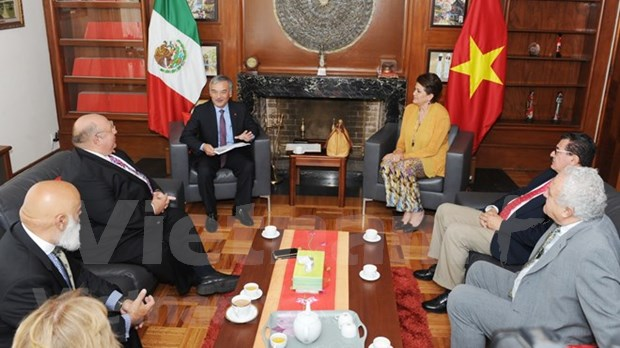 Interesadas empresas mexicanas en el mercado de Vietnam hinh anh 1