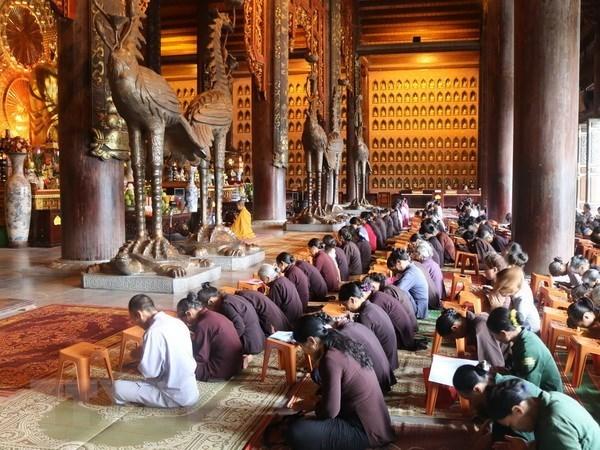 Vietnam reafirma su voluntad de garantizar el derecho a la libertad religiosa hinh anh 1