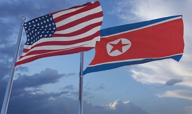 Trump se reunira con Kim el 12 de junio en Singapur hinh anh 1