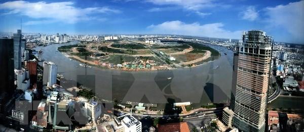 Ciudad Ho Chi Minh lanza alfombra roja para inversores de Sudcorea hinh anh 1