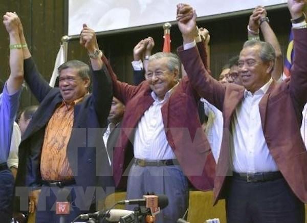 Varios paises interesados en cooperar con nuevo gobierno de Malasia hinh anh 1