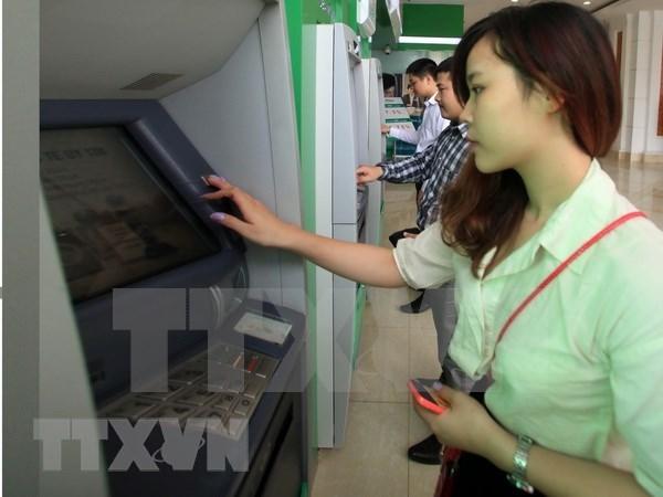 Aplicacion de avances tecnologicos atribuye al aumento de pago en cajeros automaticos en Vietnam hinh anh 1