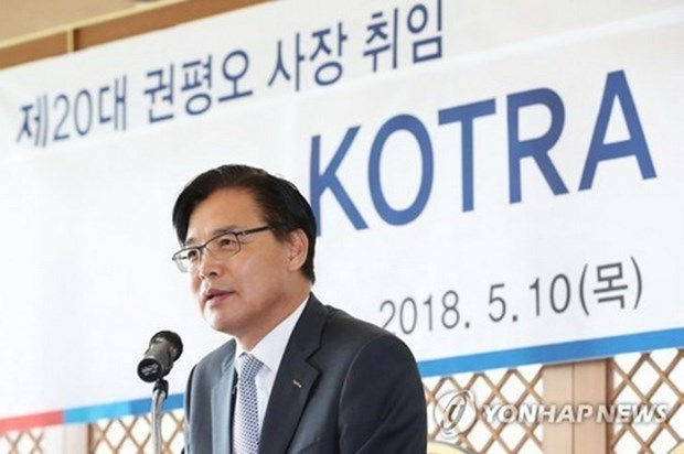 KOTRA trasladara su sede del Sudeste Asiatico a Hanoi hinh anh 1