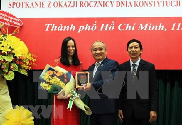 Vietnam y Polonia se esfuerzan por enriquecer la amistad bilateral hinh anh 1