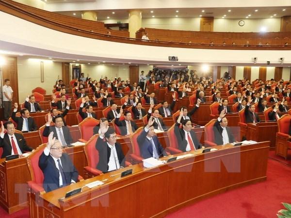 Comite Central del PCV analiza importantes asuntos en septimo pleno hinh anh 1