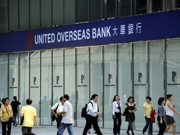 Banco singapurense United Overseas abrira sucursal en Vietnam hinh anh 1