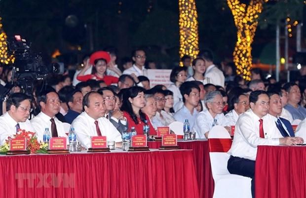 Festival de Flamboyan promueve inversion y turismo en Hai Phong hinh anh 1