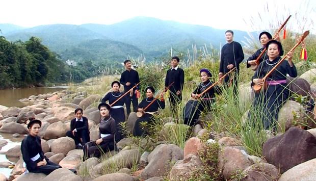 Acervo musical tradicional Then en la vida cultural vietnamita hinh anh 1