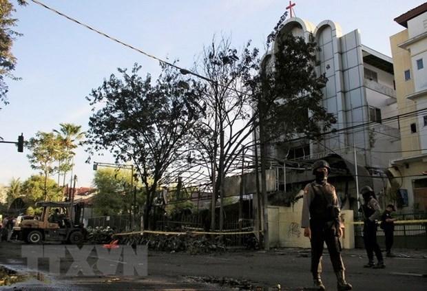 Vietnam condena ataques terroristas en Indonesia hinh anh 1