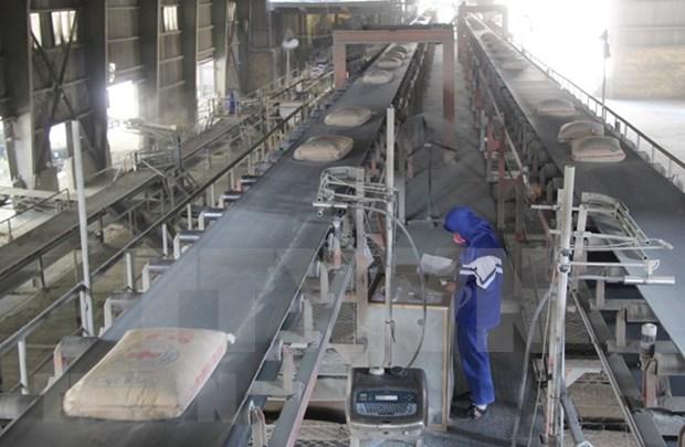 Se disparan exportaciones de cemento de Vietnam a Taiwan (China) hinh anh 1