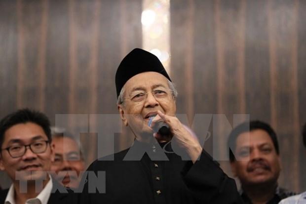 Primer ministro electo de Malasia reestructura organo de lucha anticorrupcion hinh anh 1