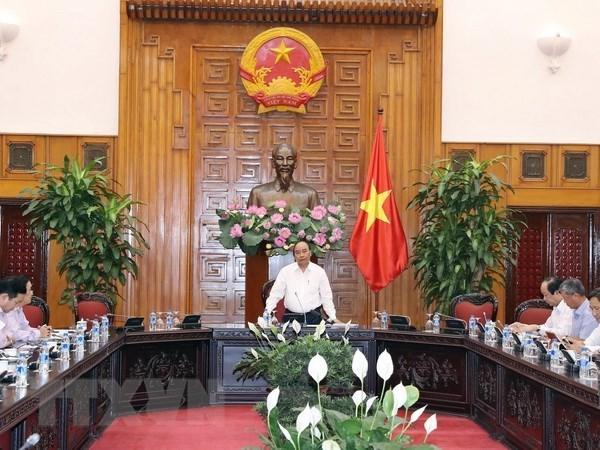 Gobierno electronico impulsa reforma administrativa, afirma premier vietnamita hinh anh 1