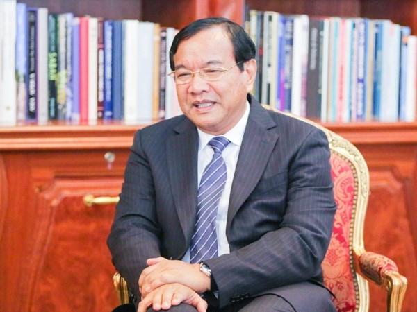 Canciller de Camboya asistira a conferencia mixta entre su pais y Vietnam hinh anh 1