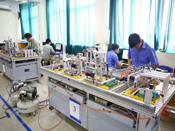 Concurso vocacional nacional premiara habilidades de trabajadores en Vietnam hinh anh 1