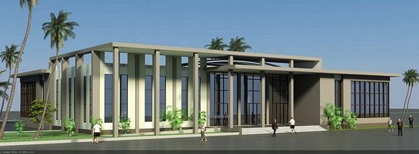 Se construira parque informatico de 10 millones de dolares en provincia vietnamita hinh anh 1