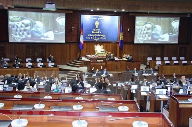 Camboya: 20 partidos politicos se registran para las elecciones generales hinh anh 1