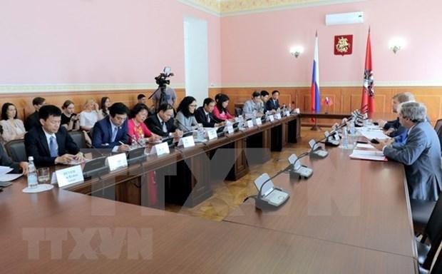 Hanoi y Moscu conceden prioridad al fomento de cooperacion bilateral hinh anh 1