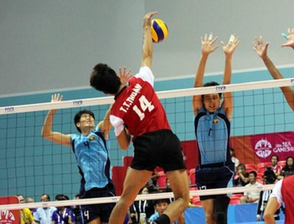 Celebraran en Vietnam Copa internacional de voleibol hinh anh 1