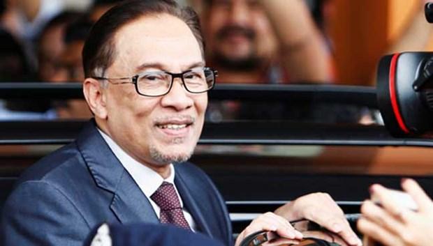 Malasia libera al exvicepremier Anwar Ibrahim hinh anh 1