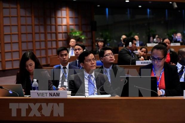 Vietnam exhorta a mantener la paz para eliminar la desigualdad social hinh anh 1
