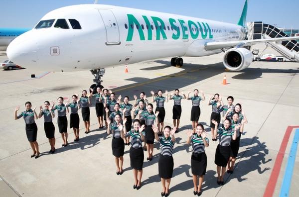 Aerolinea de bajo costo sudcoreana abrira vuelos a Vietnam hinh anh 1