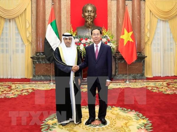 Vietnam se propone fortalecer cooperacion con Emiratos Arabes Unidos, Mozambique y Sudcorea hinh anh 1