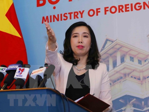 Vietnam apoya esfuerzos para contribuir a la paz en Peninsula de Corea hinh anh 1