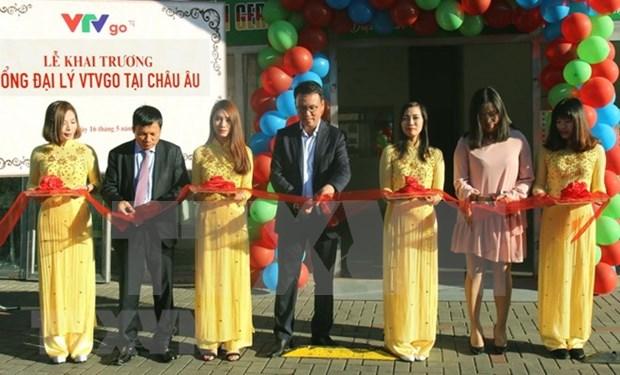Television nacional, puente que conecta vietnamitas residentes en Europa con la Patria hinh anh 1