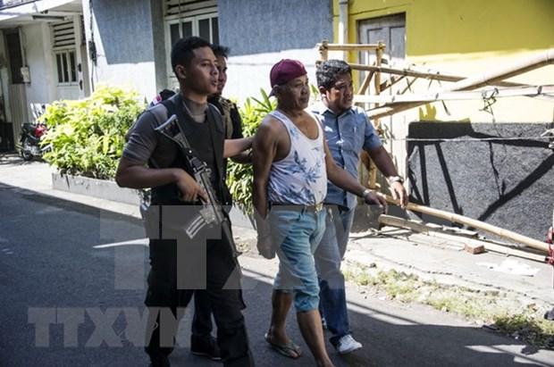 ASEAN condena los atentados terroristas en Indonesia hinh anh 1