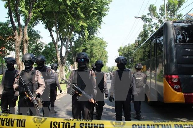 Ola de atentados en Indonesia es represalia de organizaciones terroristas, afirma la policia hinh anh 1