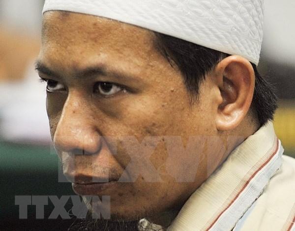 Fiscales indonesios exigen pena capital para lider de grupo yihadista JAD hinh anh 1