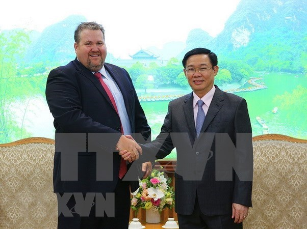 Vietnam y Estados Unidos aspiran a fortalecer lazos en energia hinh anh 1